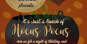 Corsets & Cuties Presents - It's Just a Bunch of Hocus Pocus
