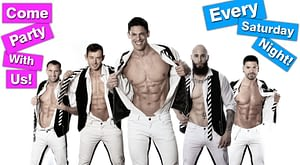 Rock Hard Revue - Chippendale dancers hosting events every Saturday
