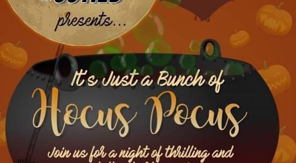 Corsets & Cuties Presents - It's Just a Bunch of Hocus Pocus