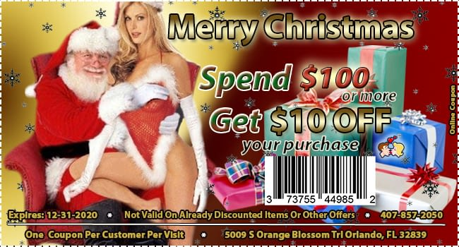 Merry Christmas coupon. Spend $100 and Get $10 off your purchase.